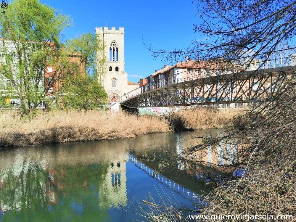 Que ver en Palencia, río Carrión