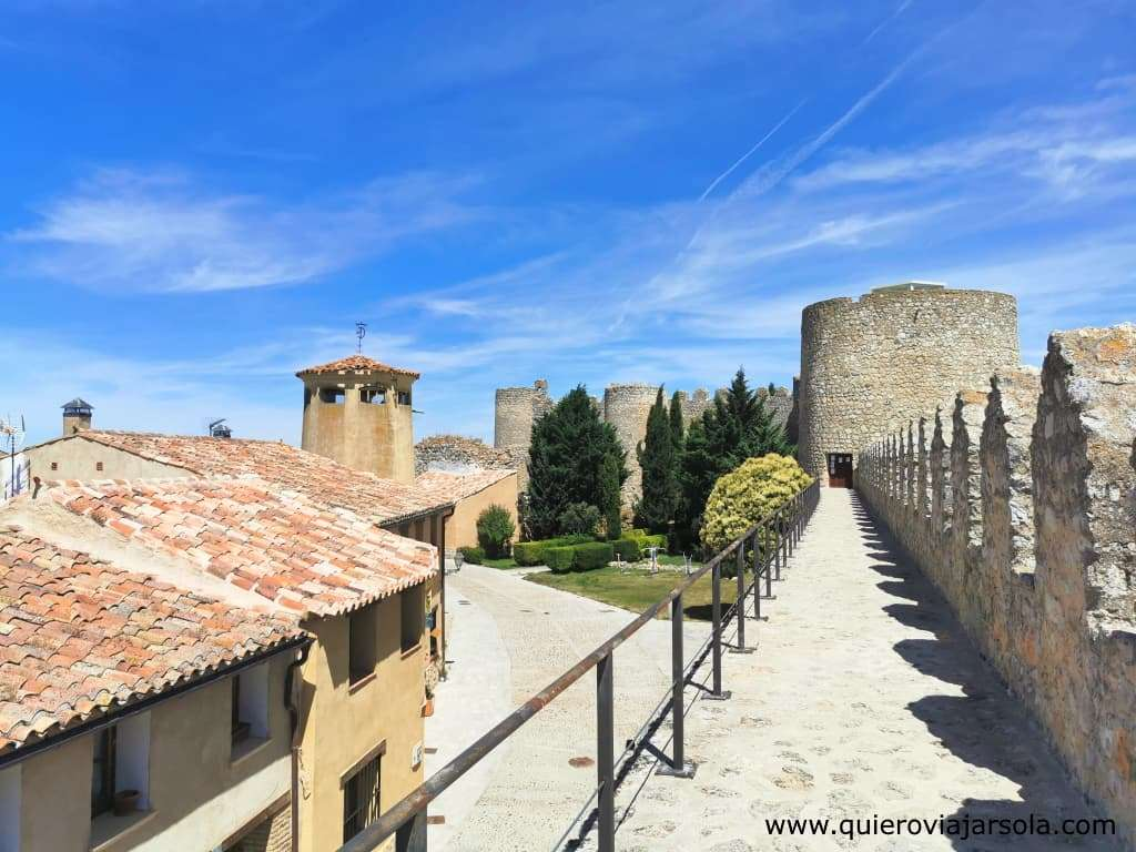 Que ver en Urueña Valladolid, murallas