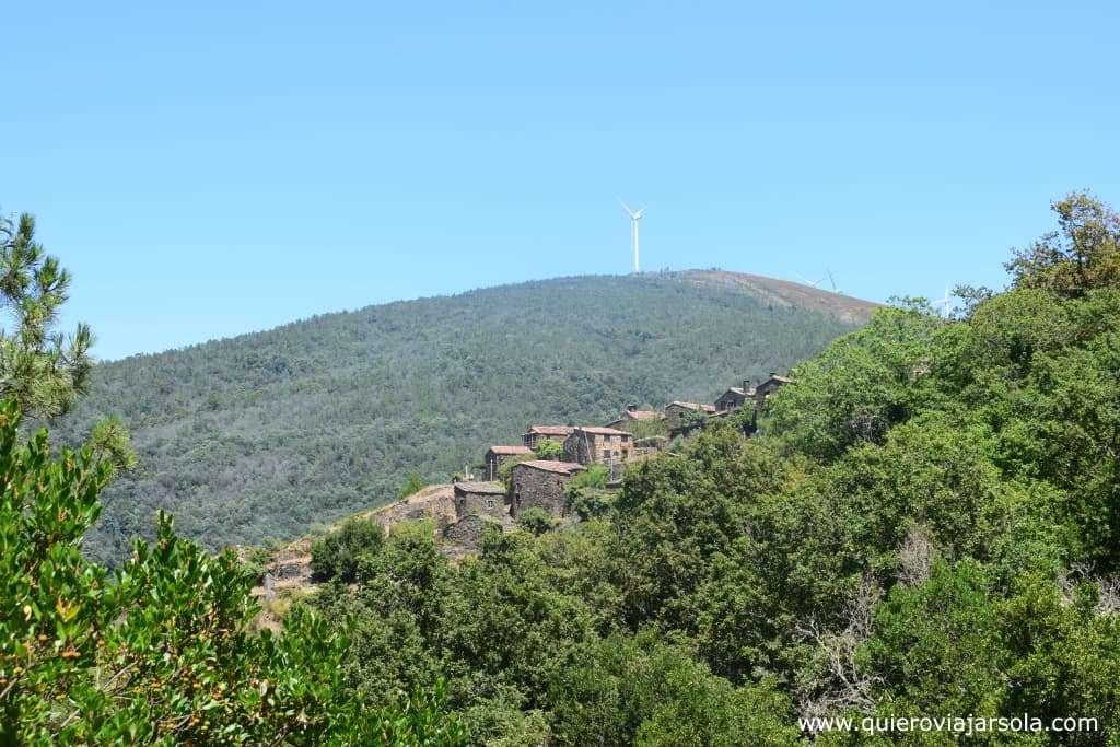 Sierra de Lousa, Talasnal