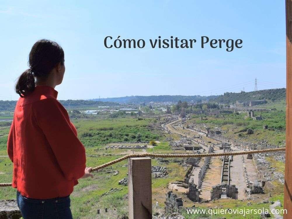 Visitar Perge
