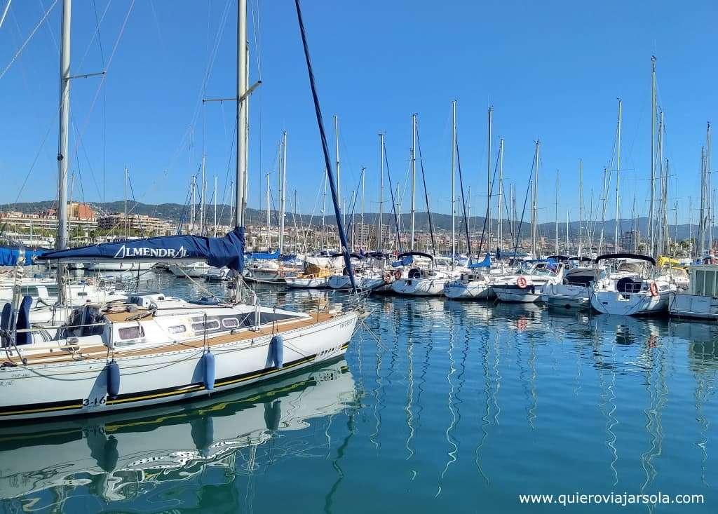 Qué hacer en Mataró, puerto