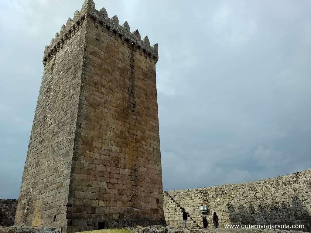 Qué hacer en Melgaco, castillo