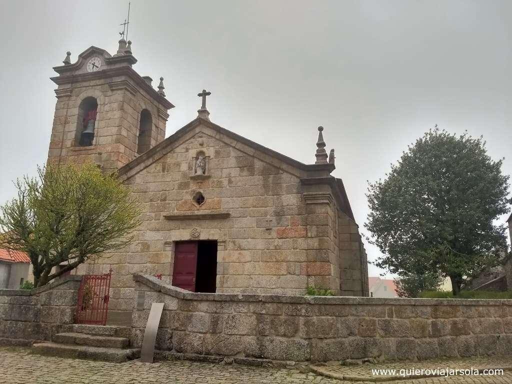 Qué hacer en Melgaco, iglesia de Castro Laboreiro