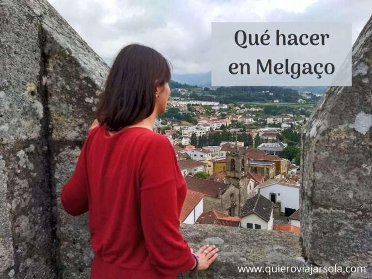 Qué hacer en Melgaco norte de Portugal