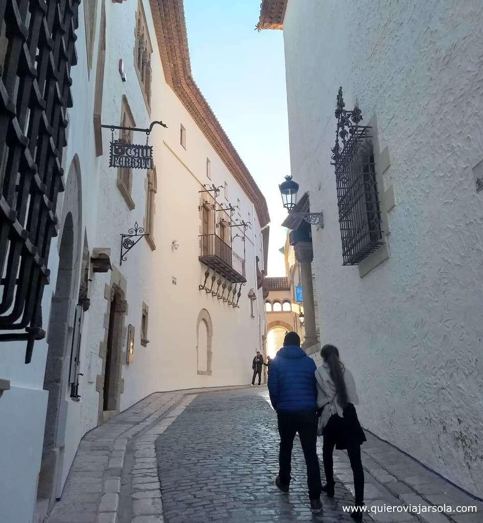 Que hacer en Sitges, Museo Cau Ferrat