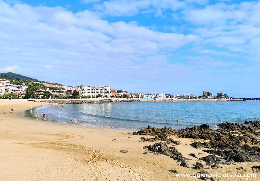 Qué ver en Castro Urdiales, playa