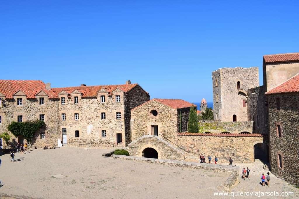 Que ver en Collioure, Castillo Real