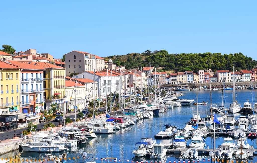 Que ver en Collioure, Port Vendres