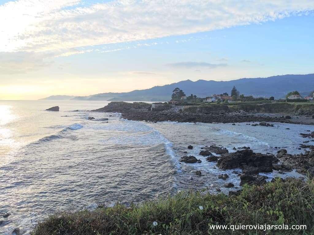 Qué ver en Colunga, La Isla amanecer