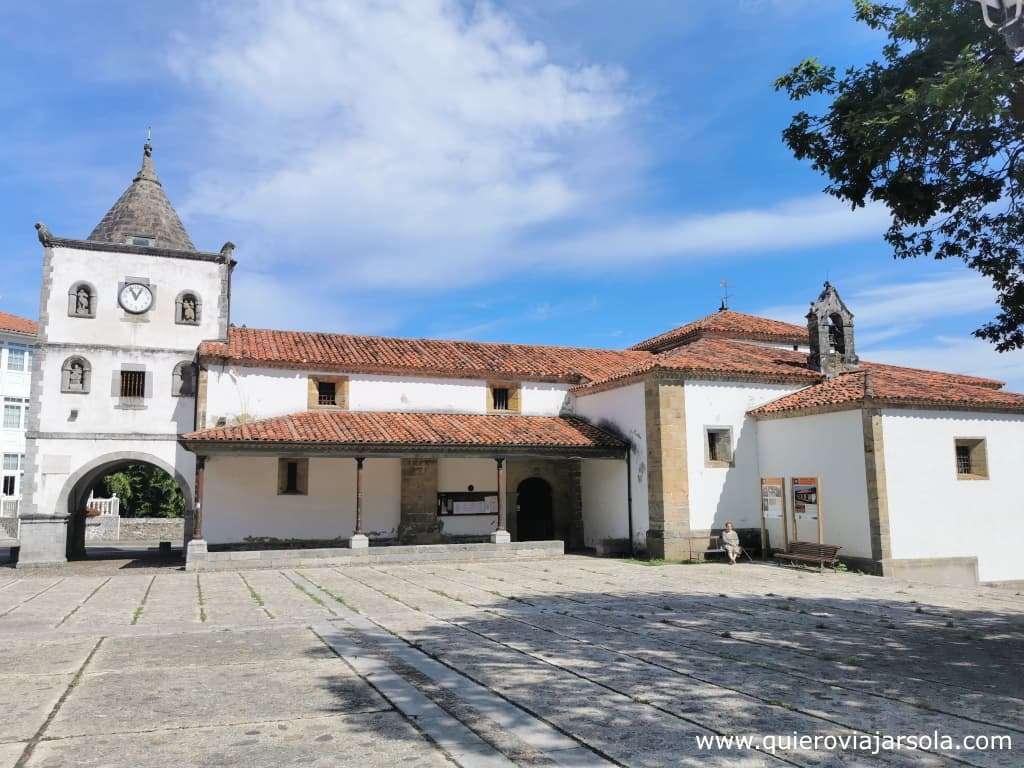 Qué ver en Cudillero, Soto de Luiña
