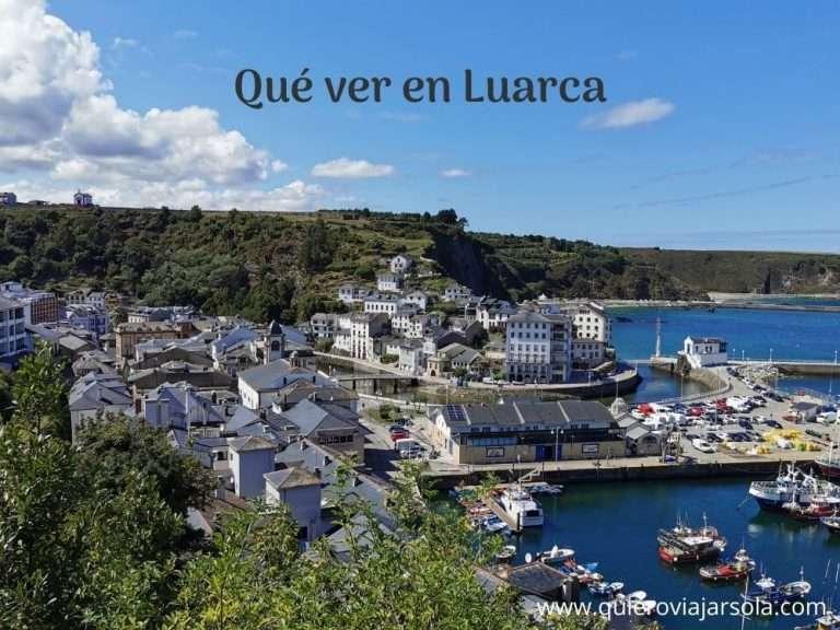 Qué ver en Luarca