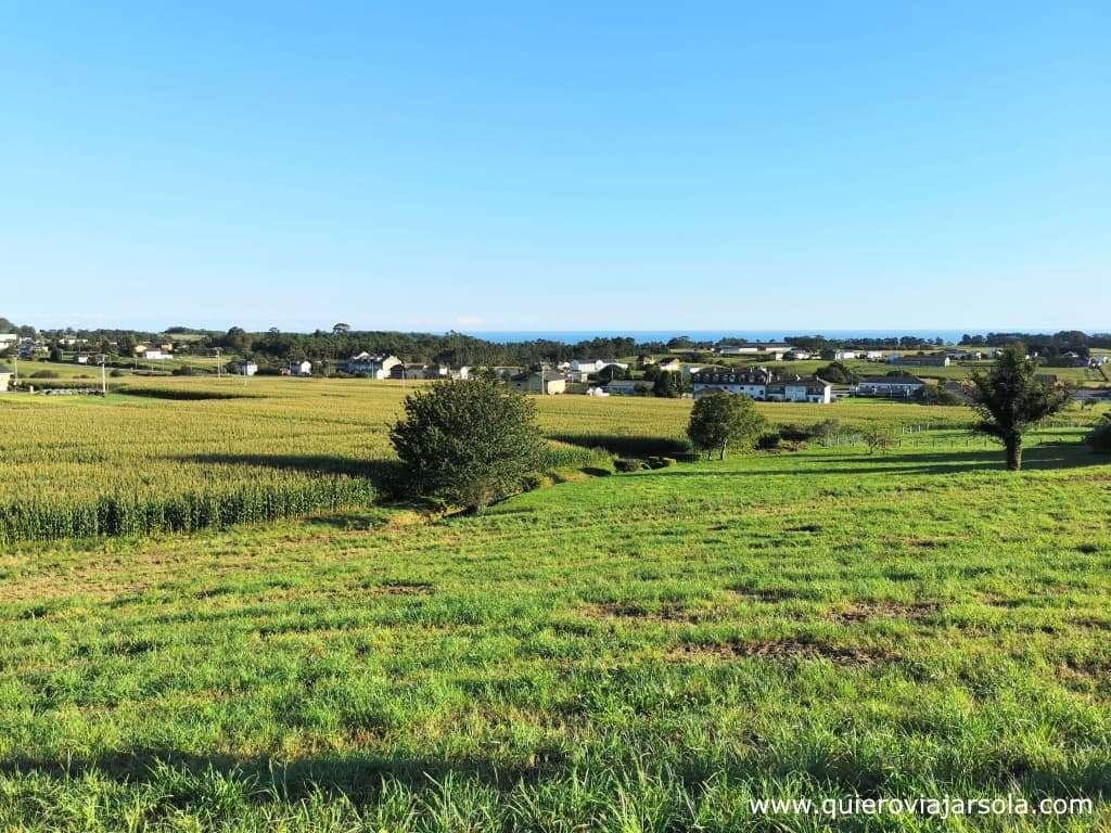 Qué ver en Luarca, Camino del Norte