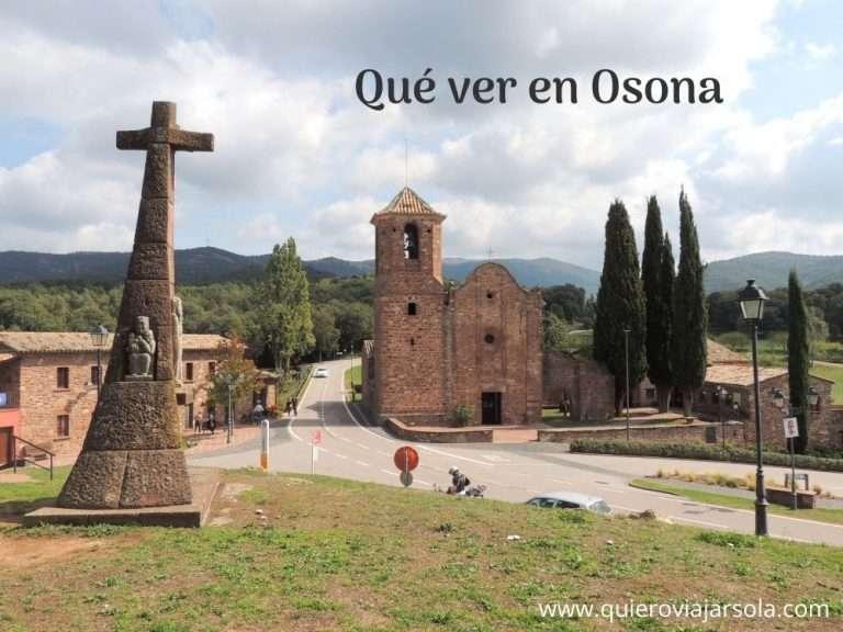 Qué ver en Osona