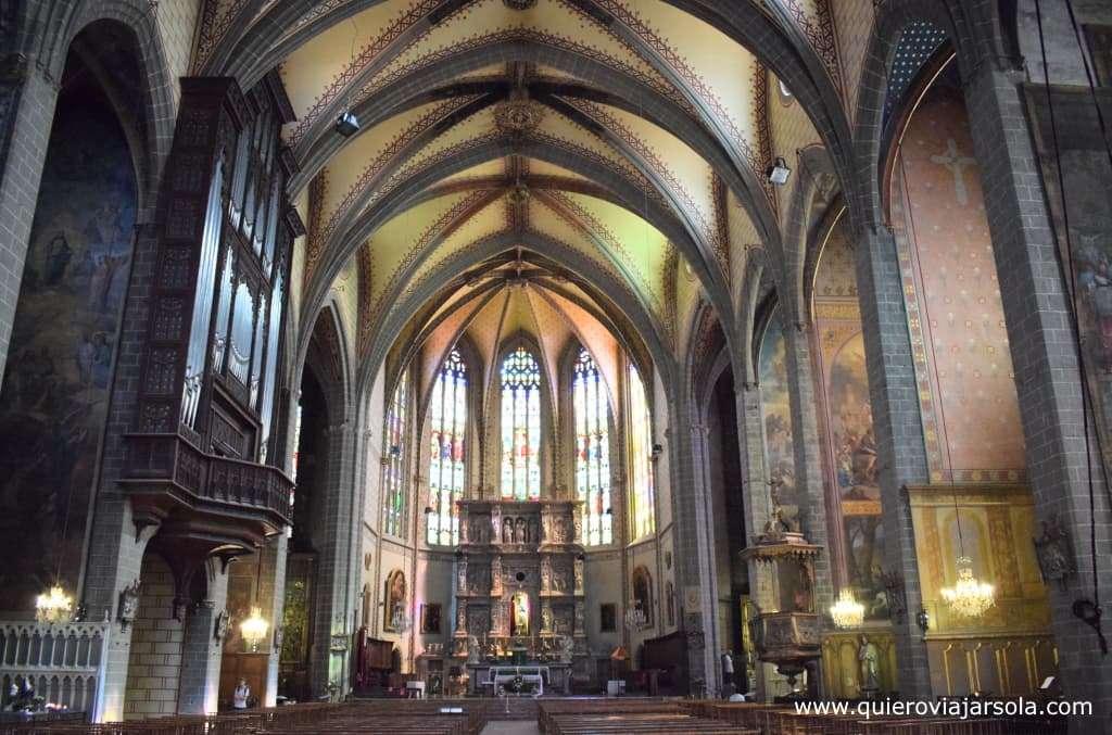 Que ver en Perpinan, Catedral