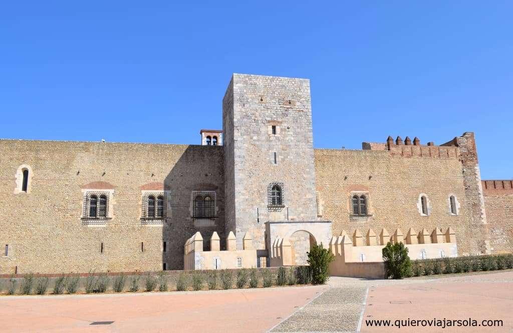 Que ver en Perpinan, palacio de los Reyes de Mallorca