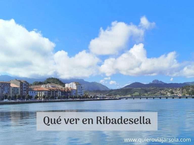 Que ver en Ribadesella
