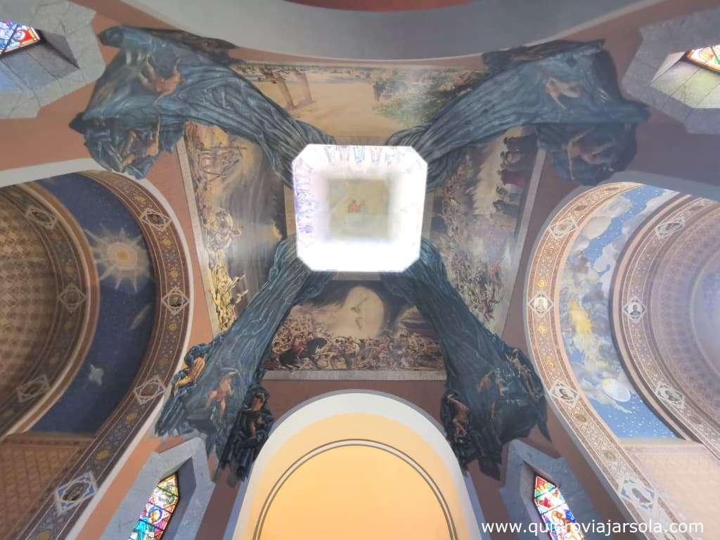 Que ver en Ribadesella, iglesia de Santa María Magdalena