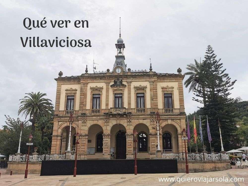 Qué ver en Villaviciosa Asturias