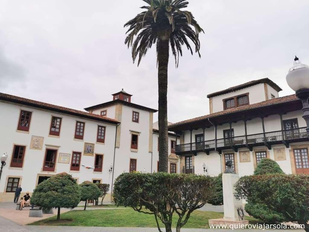 Qué ver en Villaviciosa, casonas históricas