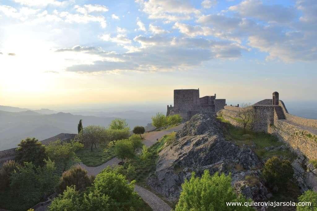Qué ver en el Alentejo, castillo de Marvao