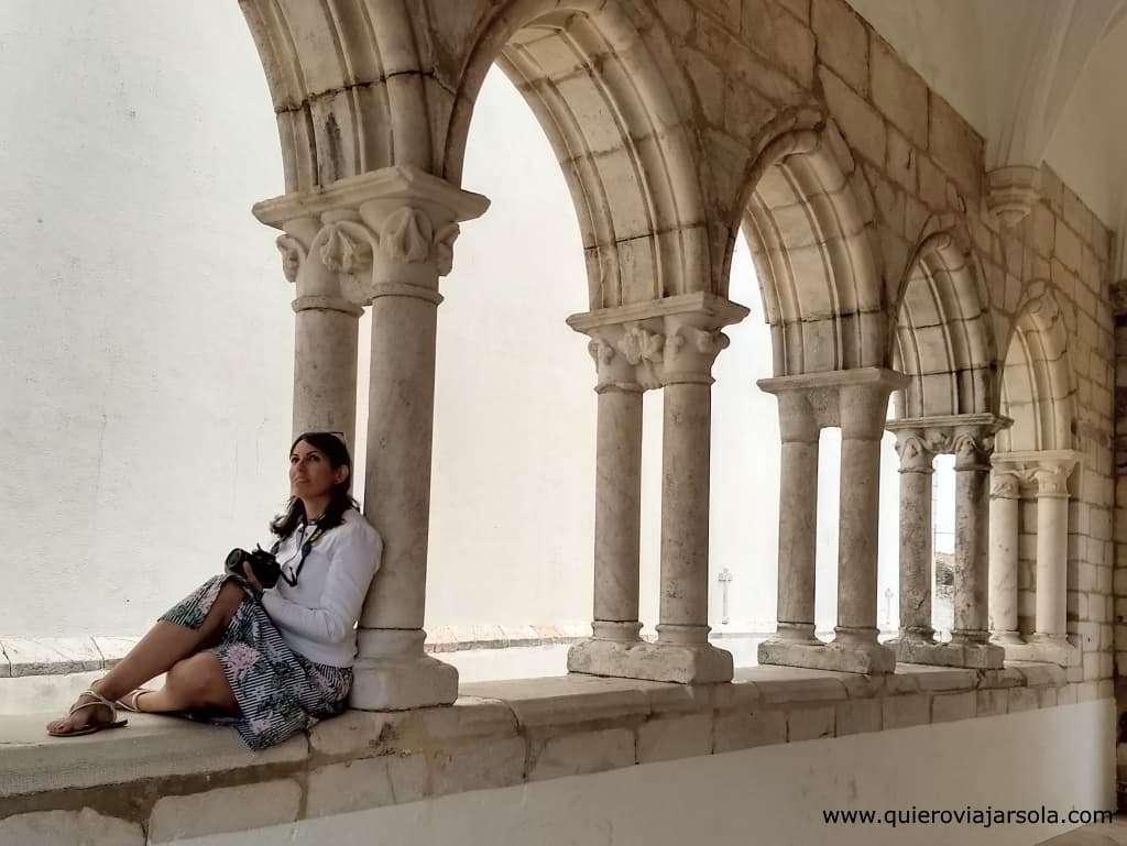 Qué ver en el Alentejo, columnas Estremoz