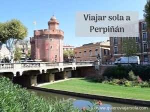 Viajar sola a Perpinan