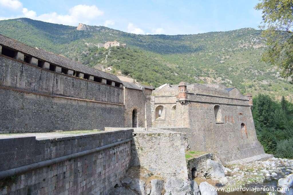 Villefranche de Conflent, murallas de Vauban