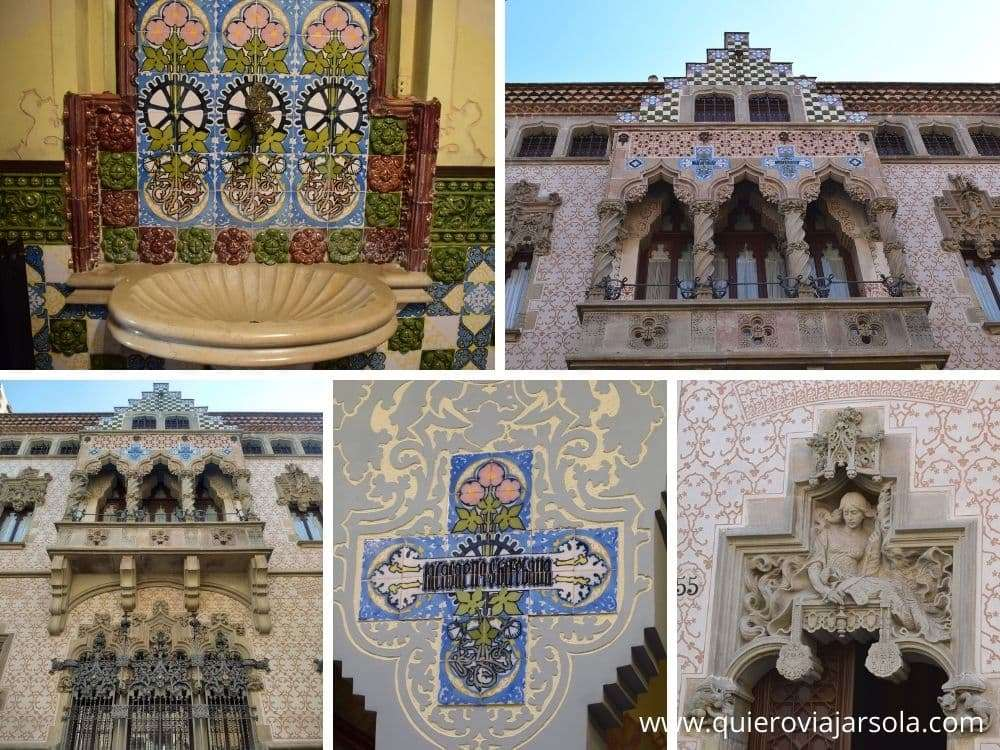 Visitar el Maresme, Casa Coll i Regas
