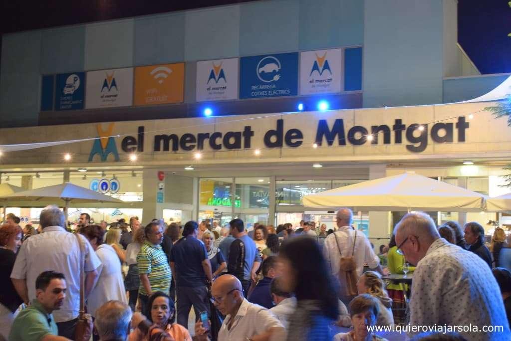 Visitar el Maresme, mercat de Montgat