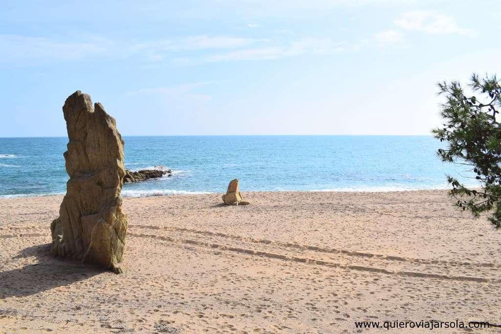 Qué hacer en Platja d'Aro, playa Gran