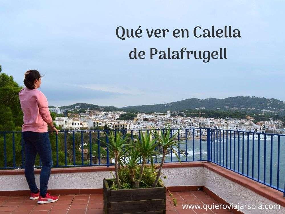 Qué ver en Calella de Palafrugell