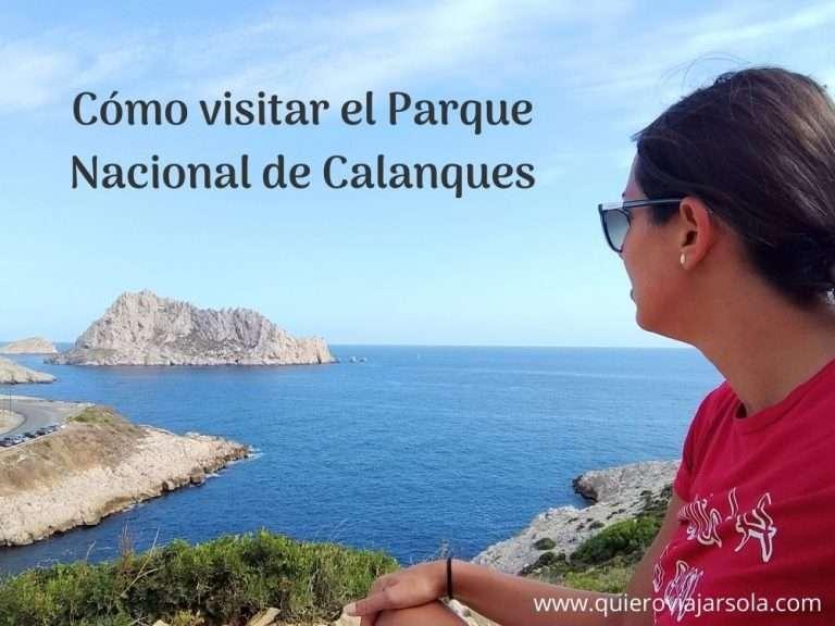 Visitar el Parque Nacional de Calanques