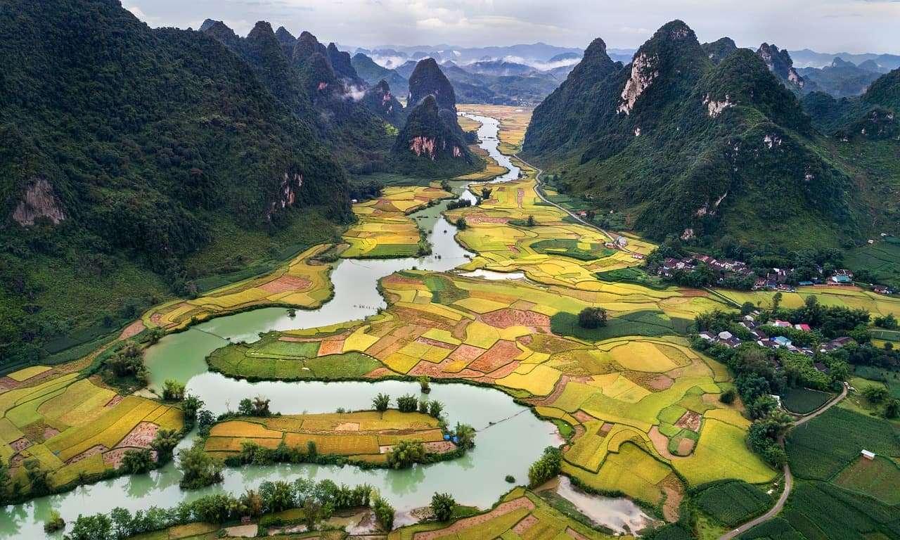 Razones para visitar Vietnam