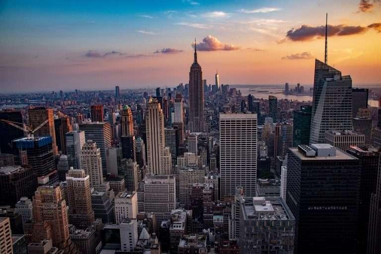Ciudades de Estados Unidos, Nueva York