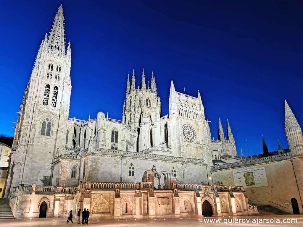 Camino Francés, Catedral de Burgos