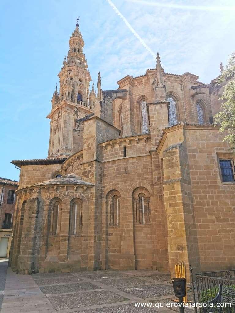 Camino Francés, Catedral de Santo Domingo de la Calzada
