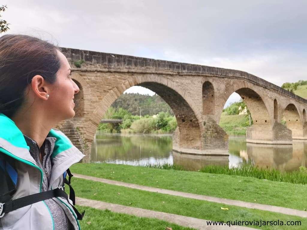 Camino Francés, Puente La Reina