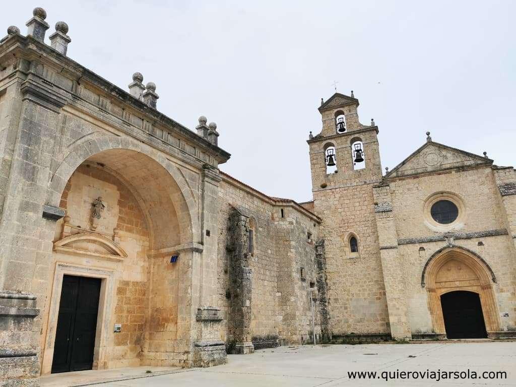 Camino Francés, San Juan de Ortega