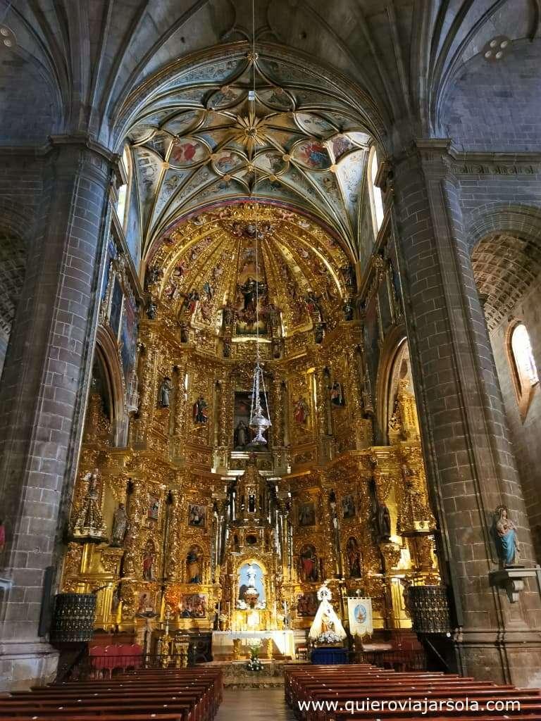 Camino Francés, iglesia de Navarrete