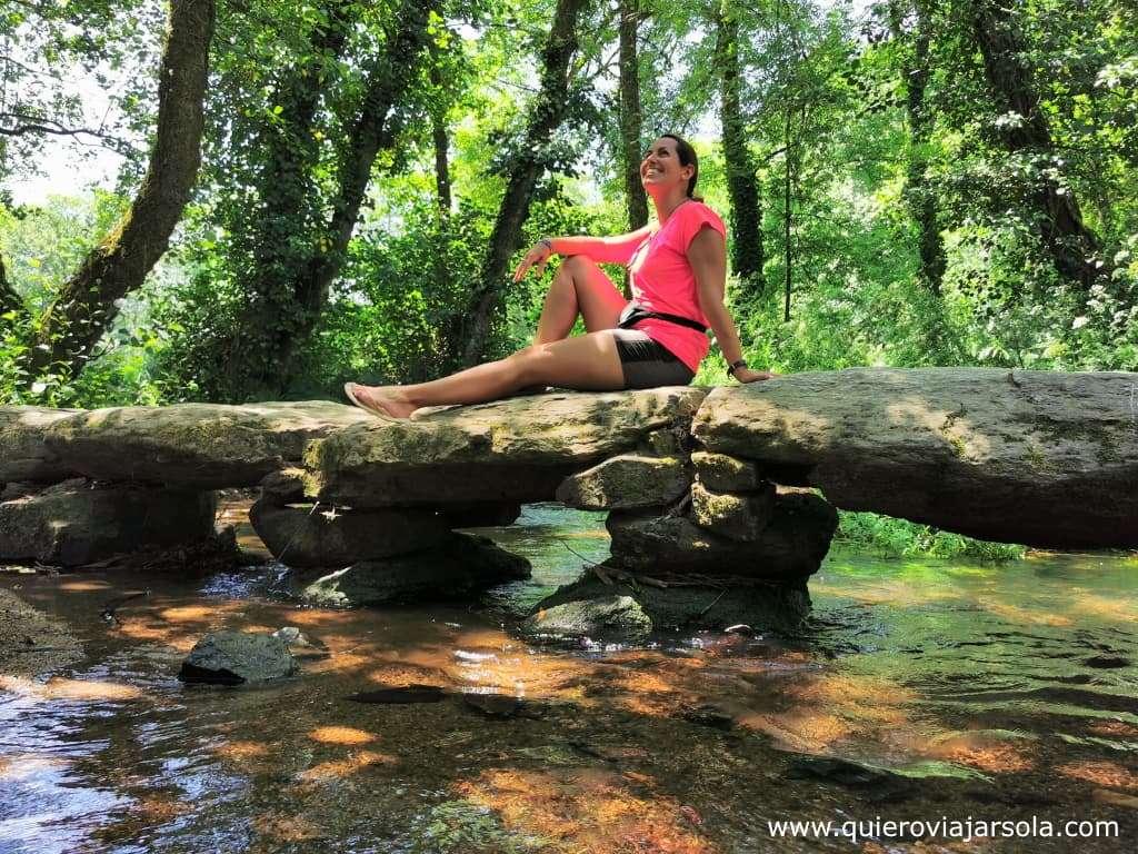 Camino Francés, río Catasol