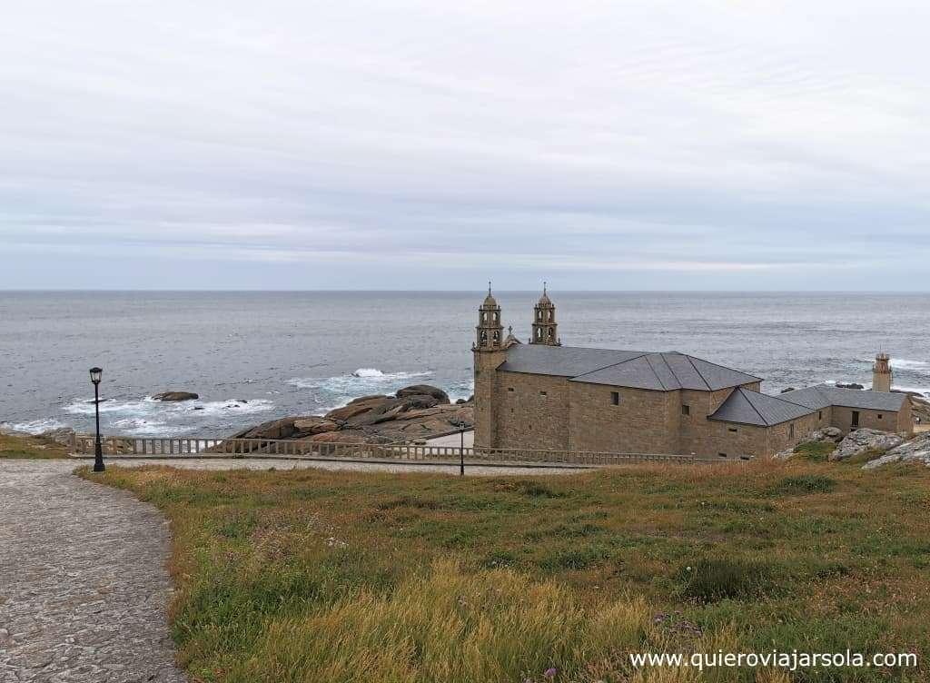 Qué hacer en Muxía, Santuario de la Virgen de la Barca