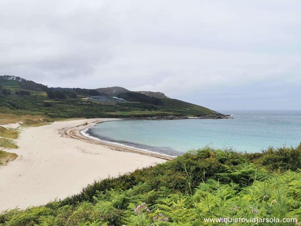 Qué hacer en Muxía, playa de Lourido