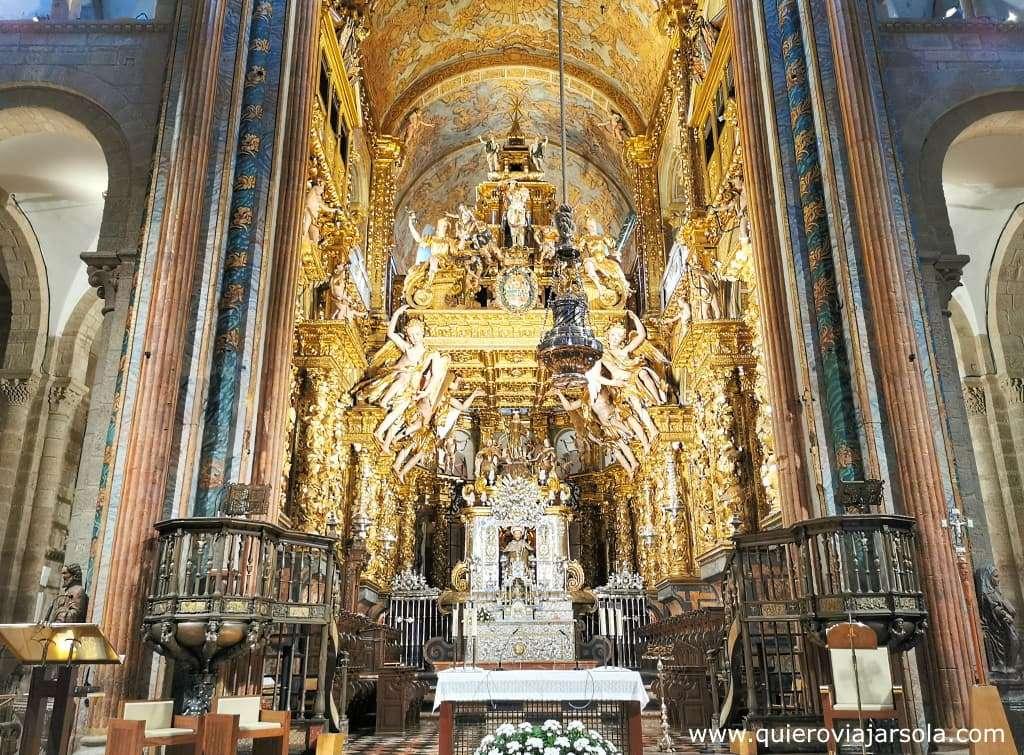 Qué hacer en Santiago de Compostela, Catedral de Santiago