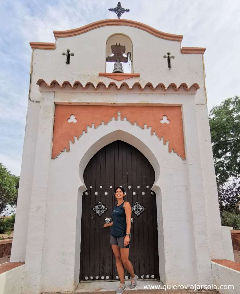 Qué hacer en Santa Pola, ermita del Calvario