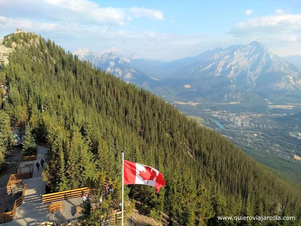 Qué hacer en Banff, Sulphur Mountain