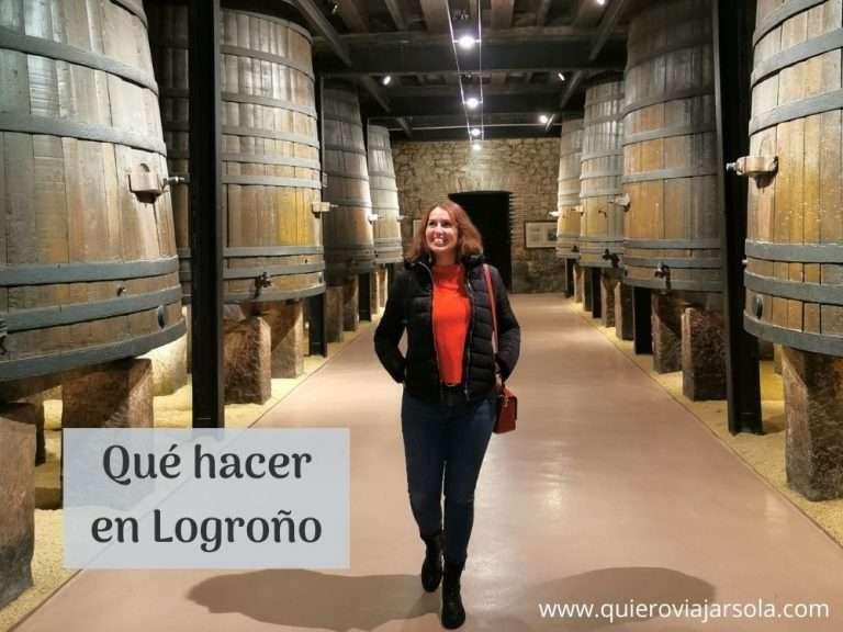 Qué hacer en Logroño