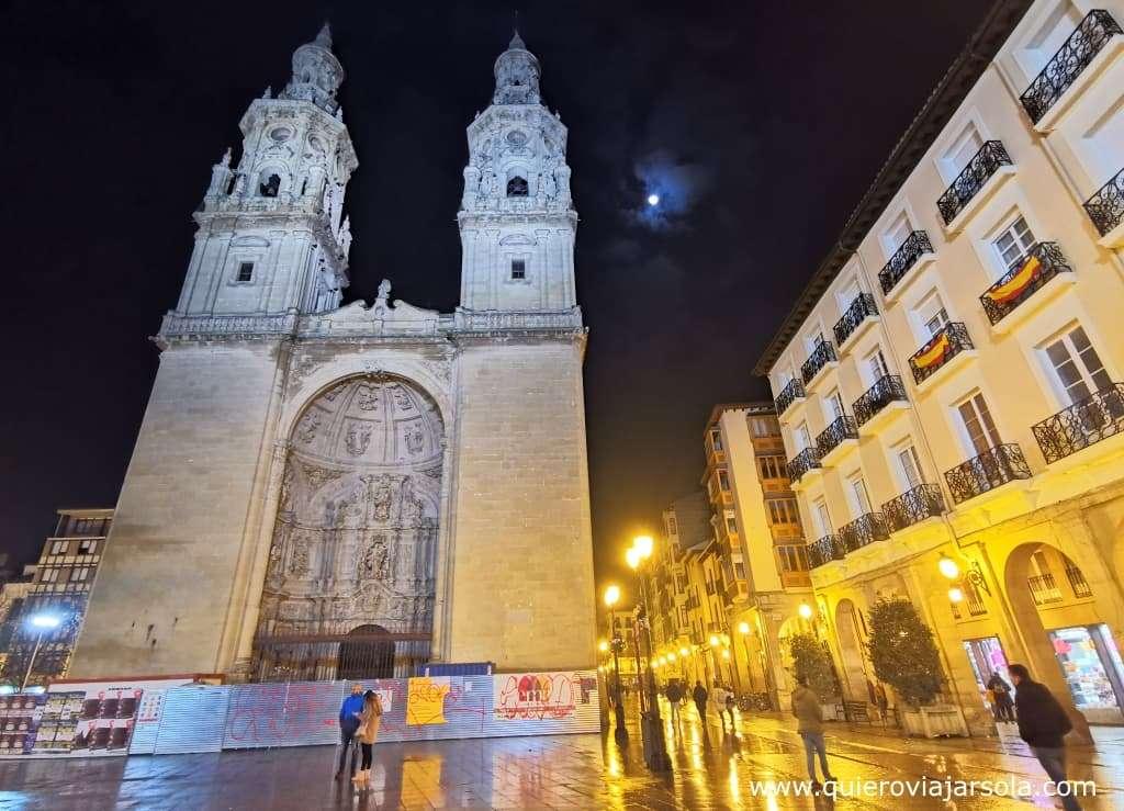 Qué hacer en Logroño, Catedral