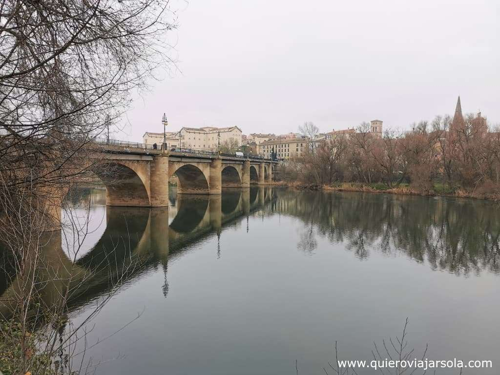 Qué hacer en Logroño, río Ebro