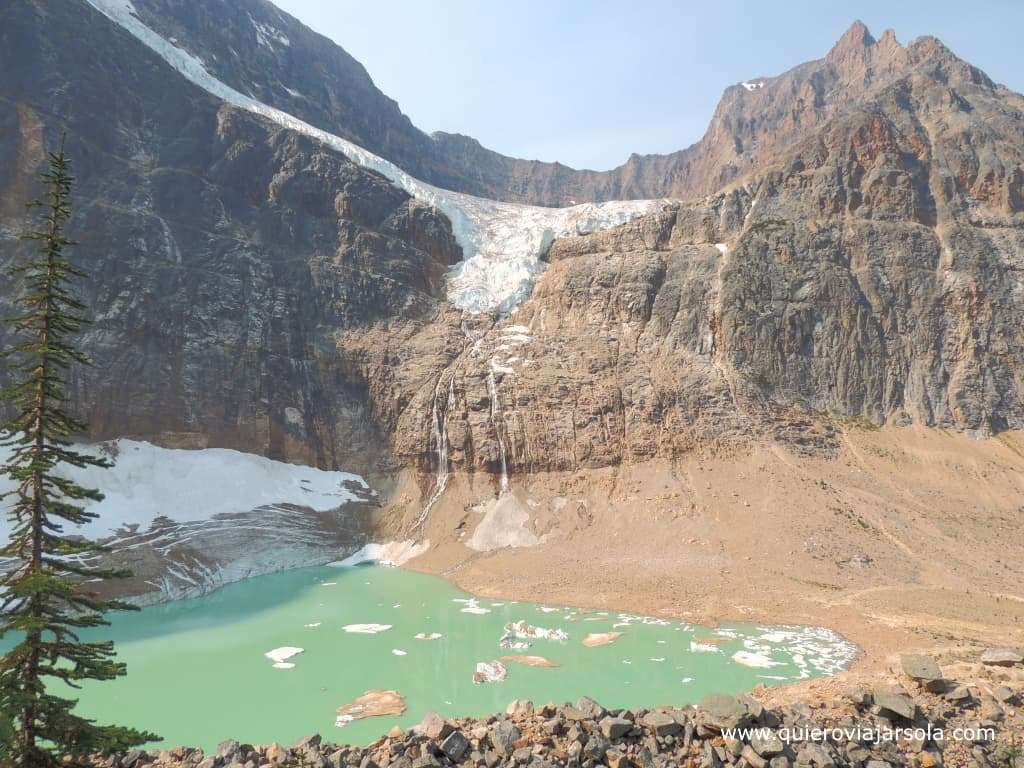 Qué ver en Jasper, Mount Edith Cavell