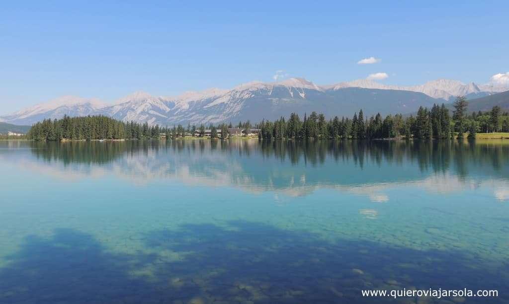Qué ver en Jasper, lago